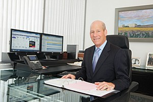 Steve Strauss of Cooley LLP began working on the Kinder Morgan-City of San Diego lawsuit in August 2012. It involved contamination from the tank farm and fuel terminal at Interstate 15 and Friars Road, adjacent to Qualcomm Stadium. Leaks and contamination predated Kinder Morgan's purchase of the property from Santa Fe Pacific Pipeline Partners LP.