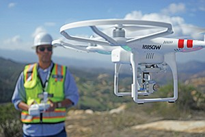 NWB Environmental Services has been an early adopter of drone technology.
