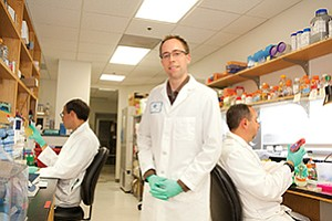 Matt Weinstock, a scientist at Synthetic Genomics Inc., hit upon a way to speed up drug development.