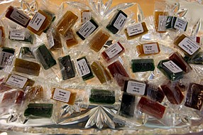 Sweet Opportunity: Candies made of marijuana. Big and small investors are looking at ways to capitalize on recreational pot.