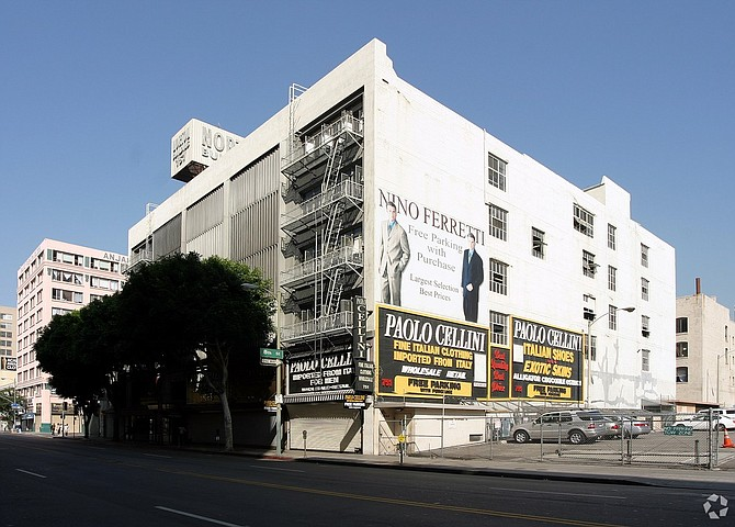 West L.A.'s Urban Offerings Inc. purchased the Norton Building, a five-story office on Los Angeles Street built in 1914, with plans to do a drastic redesign.