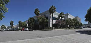 Leased: City of Industry industrial site.