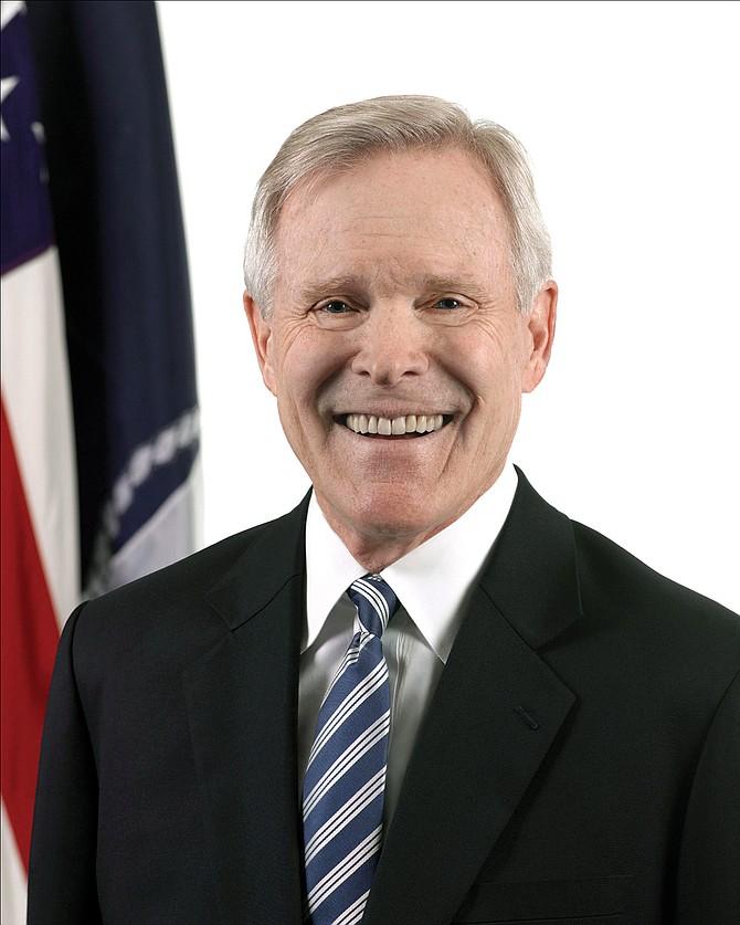 Navy Secretary Ray Mabus