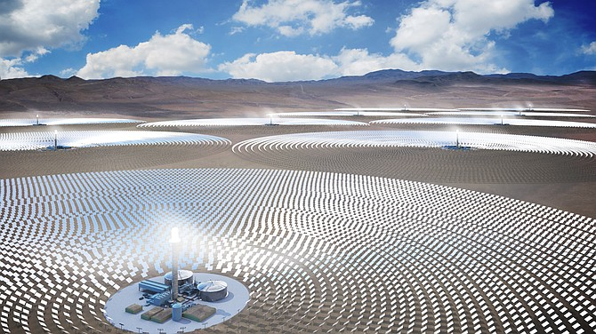 SolarReserve to Build $5B Thermal Solar Project in Nevada