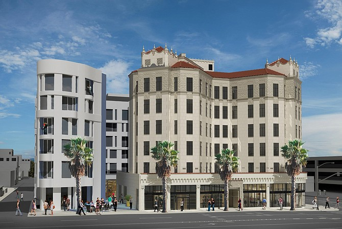 Construction Begins At Santa Monica Luxury Hotel Los Angeles