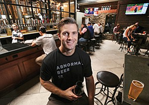 CEO Matt DeLoach said beer manufactured by Abnormal Wine Co. is finding a growing audience in South Korea.