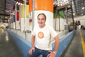 When Michael Bronner, president of Dr. Bronner's, needed to move his growing company from Escondido to Vista, both cities worked together to complete the move under a program called Innovate 78.