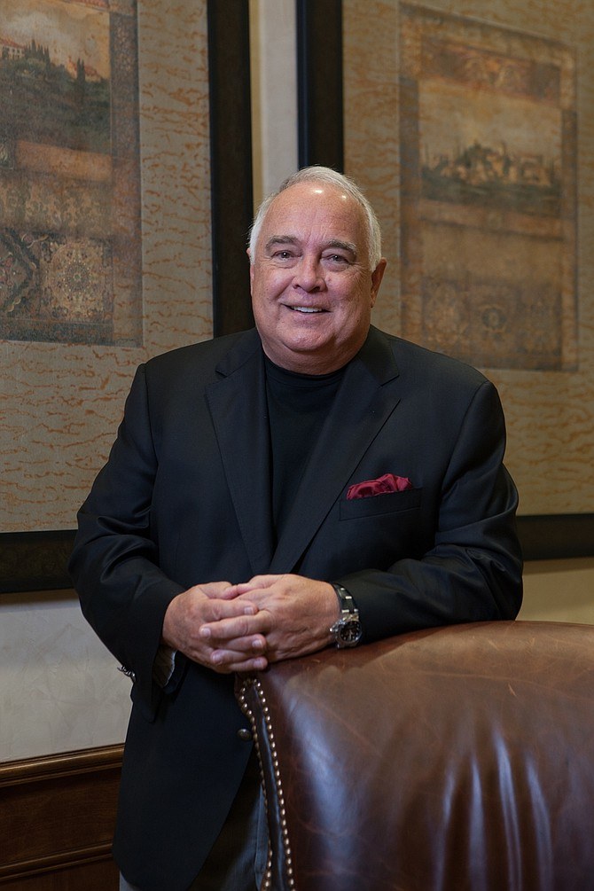 Ron Fowler – Photo courtesy of San Diego State University