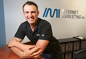 You have to be nimble to survive, says Brandon Fishman, CEO of Internet Marketing Inc.