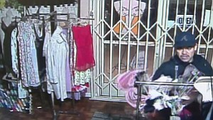 On Camera: Security video of alleged 'Panty Bandit' in Woodland Hills burglary.
