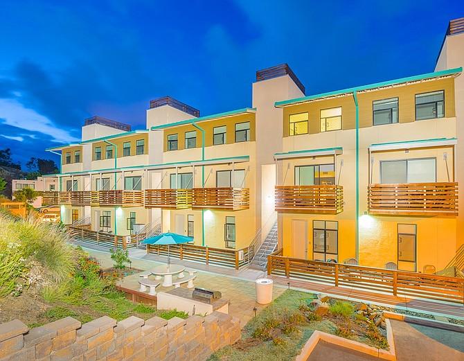 4330 Palm Ave. in La Mesa – Photo courtesy of CBRE Group Inc.