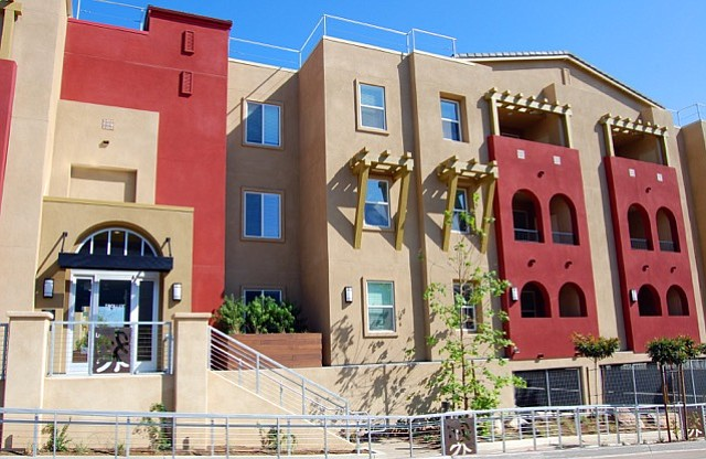 Trolley Park Terrace in San Diego – Photo courtesy of Chelsea Investment Corp.