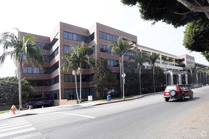 Oracle Corp. purchased this Santa Monica office building on Colorado Avenue for $368 million.