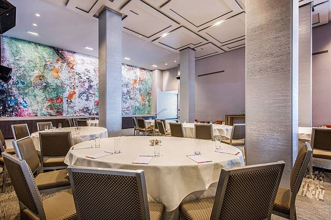 Andaz San Diego has opened a new meeting and events space -- Photo courtesy of Andaz San Diego