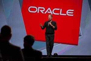 Buyer: Oracle CEO Larry Ellison.