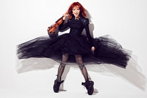 Tuned Up: Lindsey Stirling is racking up sales without record company backing.