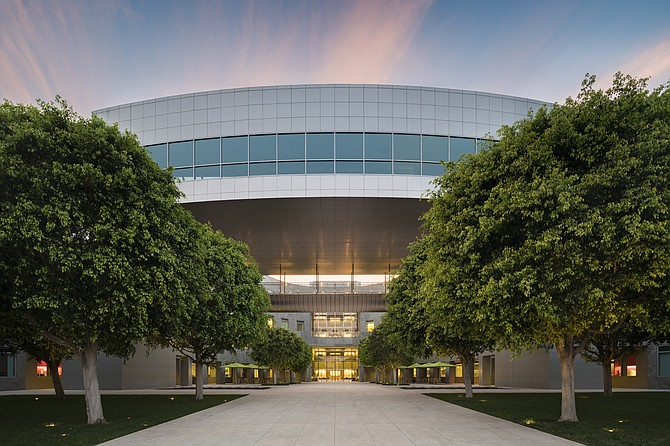 Fandango is moving its headquarters to larger digs in this Beverly Hills office building.