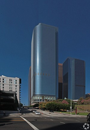 Towering Deal: Two California Plaza.
