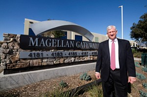 Culture Conscious: Kevin Staley at Magellan Gateway warehouses in El Monte.