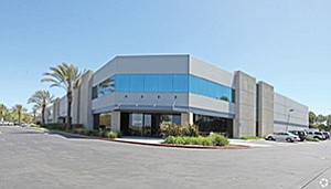 Demand for local industrial space has been fueled by e-commerce companies including Amazon Inc., which leased this location on Loker Avenue in Carlsbad. Photo courtesy of CoStar Group