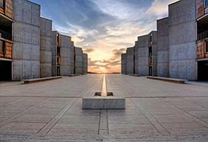The Salk Institute for Biological Studies is one of the more recognized research institutes in San Diego. Salk Institute for Biological Studies