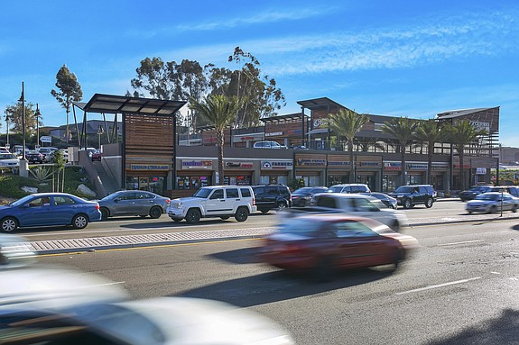 Scripps Mesa Retail Center in Scripps Ranch – Photo courtesy of CBRE Group Inc.