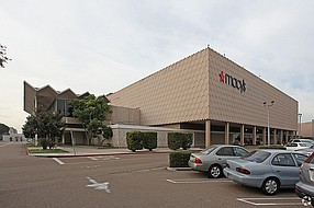 The Macy's apparel store at Westfield Mission Valley is among several U.S. locations slated to close within the next few weeks - Photo courtesy of CoStar Group