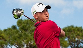 Daniel Berger - Photo courtesy of Callaway Golf Co.