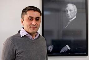 Budding Business: Avis Bulbulyan leads Siva Enterprises.