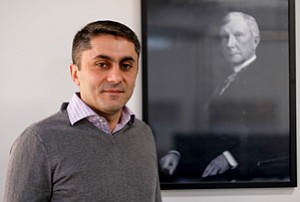 Budding Business: Avis Bulbulyan leads Siva Enterprises.