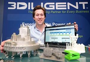 In Form: 3Diligent CEO Cullen Hilkene.
