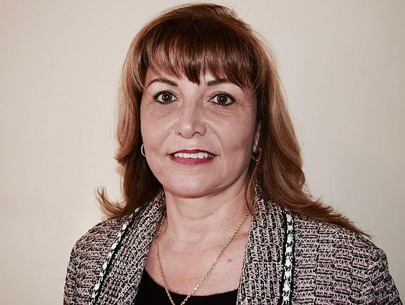 Maria P. Kunac -- Photo courtesy of Silvergate Bank