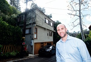 On Call: Daniel Lowe says interest in this Beverly Glen home took off last month.