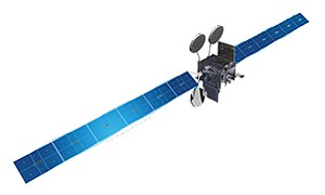 The ViaSat-2 satellite will have double the data capacity and seven times the geographic coverage as its predecessor.