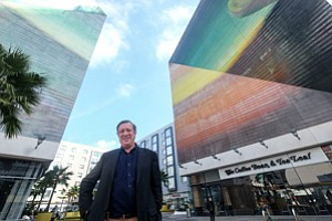Moved In: Dan Rosenfeld at Koreatown's Wilshire/Vermont Station Apartments.