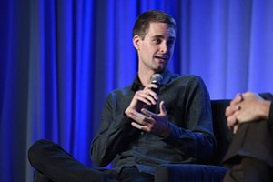 Targeted Tech: Snap Inc.'s Evan Spiegel.