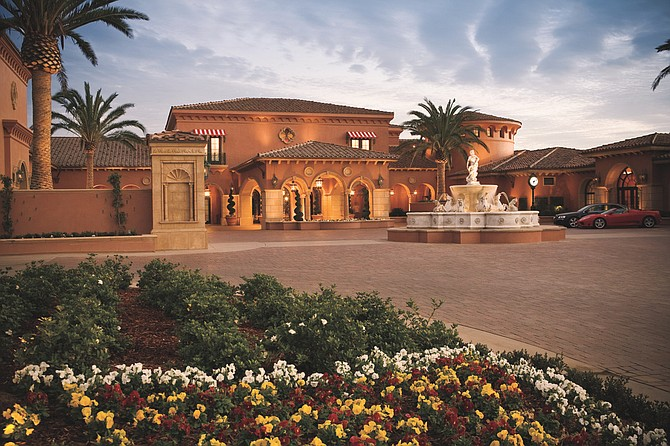 Carmel Valley's Fairmont Grand Del Mar and its on-site restaurant, Addison, were both awarded AAA's Five Diamond rating -- Photo courtesy of Fairmont Grand Del Mar