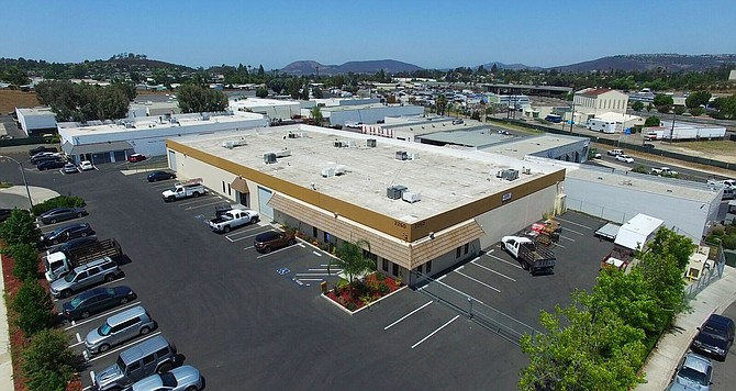 2250 Micro Place in Escondido – Photo courtesy of Stos Partners