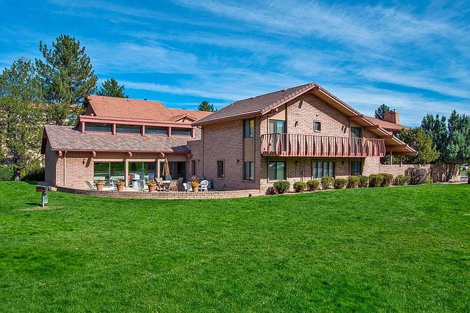 The 50-unit Villa Del Prado -- Photo courtesy of Pathfinder Partners