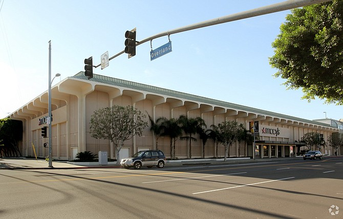The Macy's on Pico Boulevard in West Los Angeles sold for $50 million.