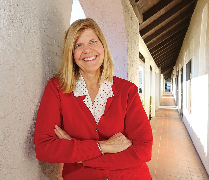 Mary Long brings big business experience to her new job as managing director of the Supply Chain Management Institute at the University of San Diego.