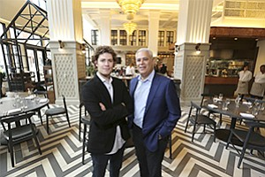 Michael Fuerstman (left) is leading the development of the Pendry brand, which is a division of Montage Hotels & Resorts. Alan Fuerstman is the Montage founder and CEO.