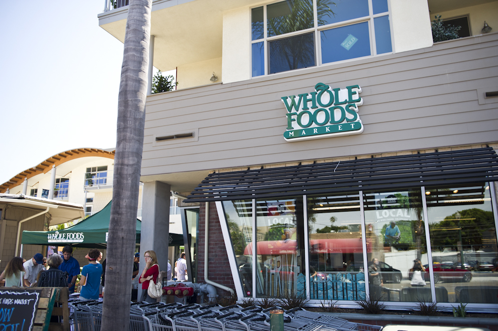 Whole Foods In Los Angeles County