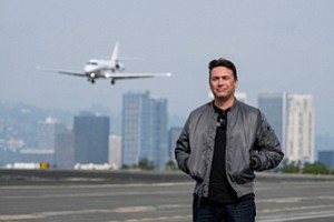 Flight Path: Rymann Winter of Proteus Aviation, which has trained  pilots at Santa Monica Airport since 1981.