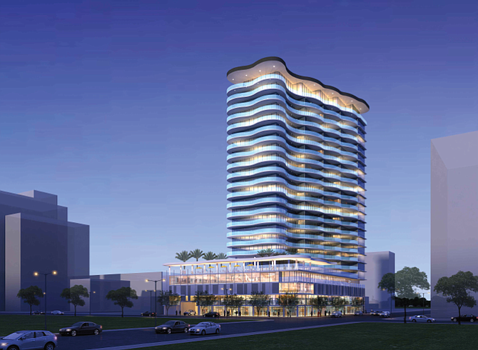 Union & Ash – Rendering courtesy of NAI San Diego, JWDA