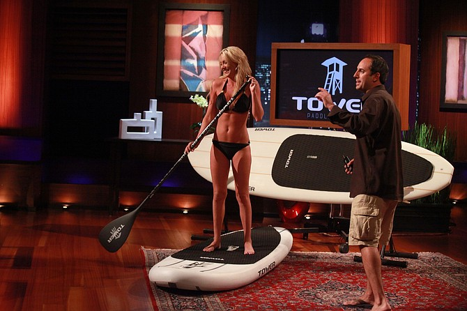 It was just about five years ago that Stephan Aarstol pitched his paddleboards to 'Shark Tank' venture capitalists. The company is featured in a special airing on '20/20' Friday, Feb. 24.
