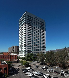 DivcoWest purchased the Glendale Plaza office building for $179 million.