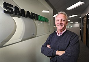 SmartDrive CEO Steve Mitgang, is finalizing negotiations on new building space.