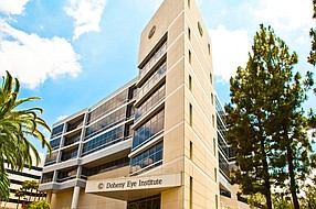 USC purchased a building it was leasing at the university's health sciences campus in Boyle Heights for about $110 million from the nonprofit Doheny Eye Institute.