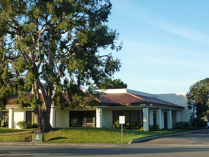 5051 Avenida Encinas, Carlsbad - Photo courtesy of Marcus & Millichap